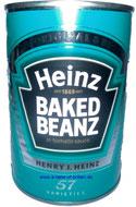 Auch eine Form von Heinz