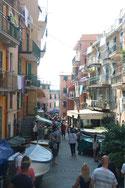 Innenstadt von Manarolo