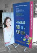 modular trade show display