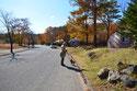 羽鳥湖に旅行、ドックラン、お散歩