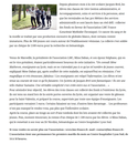 LMC France lycée cite scolaire Jacques Brel 1500 euro recherche Venissieux Lyon lmc leucemie myeloide chronique docteur Nicolini Maguer-Satta cnrs inserm
