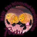 Winzerhof Küssler Maskottchen, Tomi, das Kuschel-Schlaffass