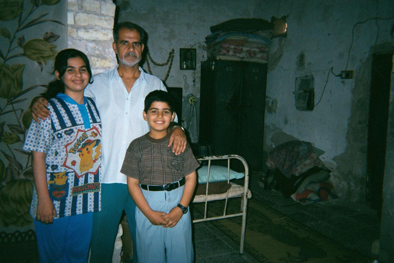 Rashad Ismail, 14, Baghdad
