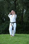 Stefan Müller 6. Dan Karate, 1. Dan Kickboxen