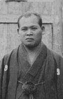 Maître Inoue (fondateur du Shinwa taido)
