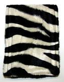 Rüdenbinde Fellimitat Zebra Inkontinenz