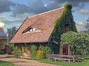 Bio-Lehm-Haus im Fläming, alles aus Naturbaustoffen