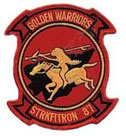"Strike Fighter Squadron 87 (VFA-87) ""Golden Warriors"""