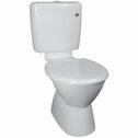 Mode Deluxe Plastic Link Toilet Suite
