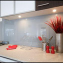 Splashback (including glass)