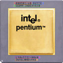 Intel Pentium Ceramic PGA w/ IHS