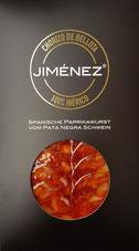 Jiménez 100% Iberico Pata Negra, Chorizo