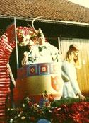 Prinz Karl-Heinz II. Pauly, 1970