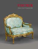 Katalog Kunstauktion November 2008 - Möbel, Kunstgewerbe, Schmuck