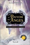 Le Pouvoir des Anges, Pierres de Lumière, tarots, lithothérpie, bien-être, ésotérisme