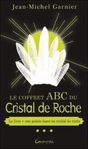 Le Coffret ABC du Cristal de Roche, Pierres de Lumière, tarots, lithothérpie, bien-être, ésotérisme