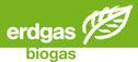Logo erdgas biogas