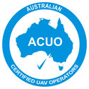 UAS IMAGERY is an approved Australian Certified UAV Operator