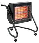 infrarot heizstrahler, heizgerät