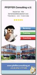 Firmen Folder PFEFFER Consulting