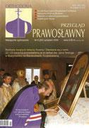 Okładka Przeglądu Prawosławnego 2009 nr 9