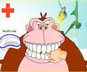 tanden trekken !