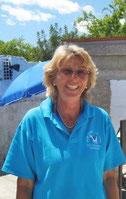 Trainer Annemarie Graf