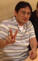 倶楽部 くれぱす代表  :  山下総司 氏