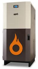 B-energie installation chaudière