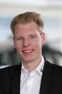 Verkaufsassistent Lukas Göhler
