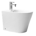 Oracle Floor Mount Bidet