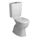Cara VC Link Toilet Suite, WELS 4 star rating, 4.5/3L