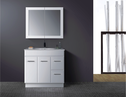 MEILI slimline top vanity - 900mm