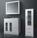 IDEAL finger pull vanity - 900mm