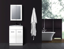 MEILI slimline top vanity - 600mm