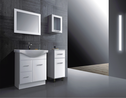 DECO Semi recessed vanity - 750mm