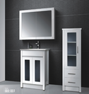 IDEAL finger pull vanity - 600mm