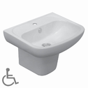 Care/Disabled Access Basins