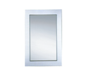 9260 Double Layer Silver Edge Mirror - 900x600mm