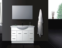 DECO Semi recessed vanity - 1200mm