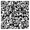 QR-Code mit Name, Webadresse und Telefon Nummer.