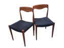chaises vintages,chaises scandinave, chiner, danish, mobilier scandinave, mobilier nordique, nordic , interieur, interior, meubles vintages, meubles scandinaves, decoration, midcentury modern furniture, assise vintage, assise scandinave