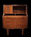 vintage, mobilier, meubles, bois, antiquité, scandinave, rue charlot, paris, décoration, intérieur, decoration, midcentury modern, desk, wood, bois, furniture, homeware