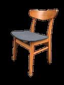 chaise vintage,chaise danoise,antiquites,brocante,chine,decoration scandinave,decoration vintage,mobilier vintage,mobilier scandinave,retro, galerie paris,rue charlot,le marais,boutique paris,home decor,