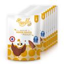 Petit pot à la viande de poulet pour bébé dès 6 mois, certifié halal par AVS avec 90% de bio