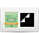 Tangram Card no. 0000
