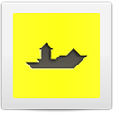 Tangram Fishing boat