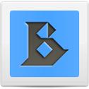 Tangram Letter B