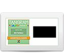 Tangram Card no. 0025