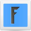 Tangram Letter F